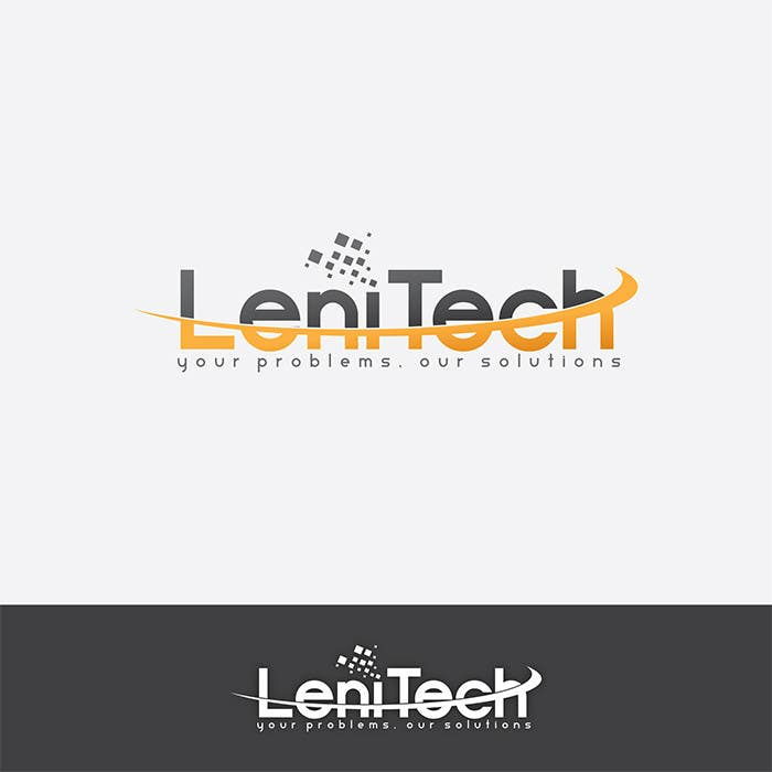 Proposition n°38 du concours Logo & Stationary Design for LeniTech, a Small IT Support Company