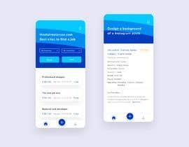 Nro 2 kilpailuun Redesign work page käyttäjältä AriqFikriawan