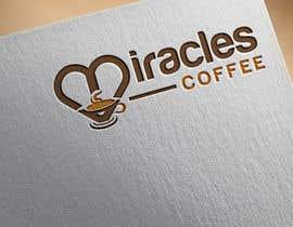 Nro 5 kilpailuun Miracles Coffee käyttäjältä nazmabashar75