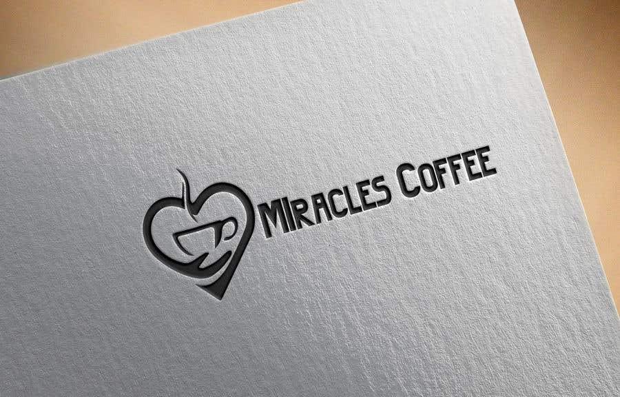 Kilpailutyö #98 kilpailussa Miracles Coffee