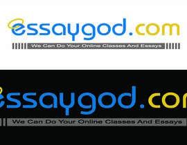 #31 cho Design a Logo for essaygod.com thank you bởi hedayetmdansari