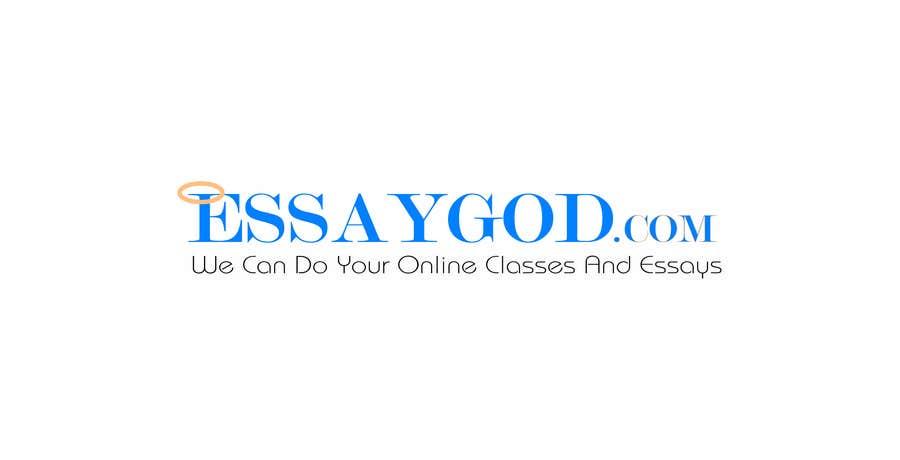 Bài tham dự cuộc thi #                                        32                                      cho                                         Design a Logo for essaygod.com thank you
