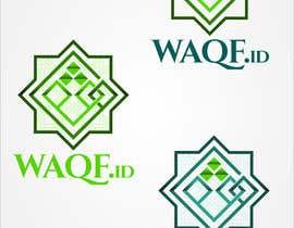 #39 para Design an Arabic Text Logo for  WAQF por HamDES