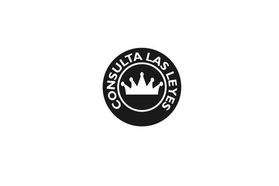 Inscrição nº                                         9                                      do Concurso para                                         Logo Design for Consulta las leyes