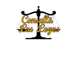 #11 for Logo Design for Consulta las leyes af mirellagonzalez