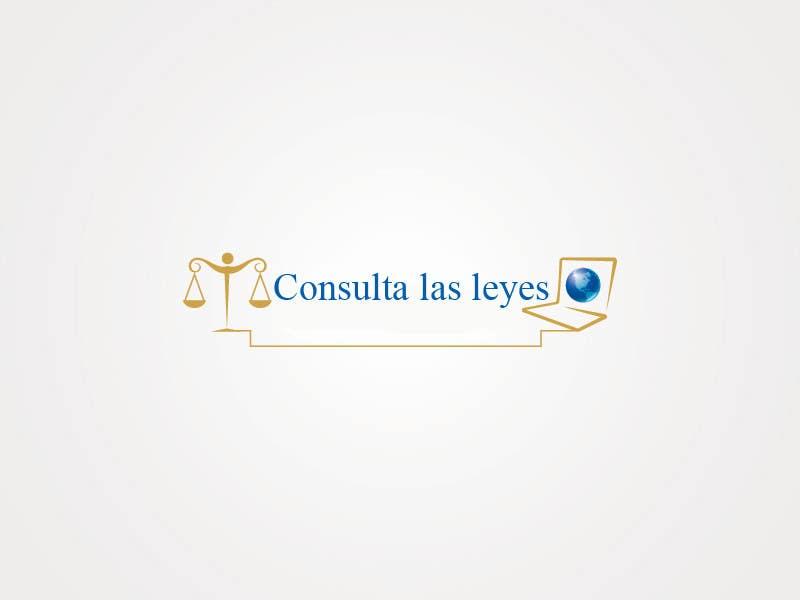 Inscrição nº                                         2                                      do Concurso para                                         Logo Design for Consulta las leyes