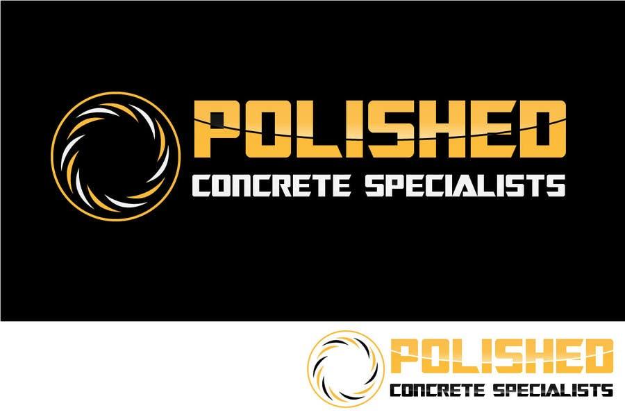 Bài tham dự cuộc thi #                                        140                                      cho                                         Logo Design for Polished Concrete Specialists