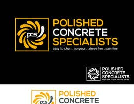nº 124 pour Logo Design for Polished Concrete Specialists par Mohd00