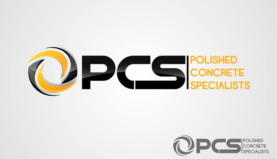 Bài tham dự cuộc thi #                                        113                                      cho                                         Logo Design for Polished Concrete Specialists