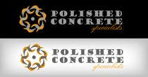 Logo Design for Polished Concrete Specialists için Graphic Design58 No.lu Yarışma Girdisi