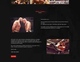 #33 for Update a design for a website by elijaholing