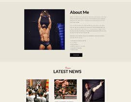 #38 for Update a design for a website by Nibraz098