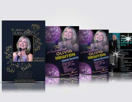 #35 for Create a Poster - Australian Olivia Newton John Show by Architectgalib