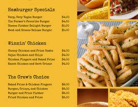 #5 for menu burger prestashop af qummarabbas
