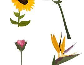 #15 for FLOWER ILLUSTRATIONS by capteinn
