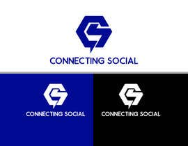 #319 for Logo: Connecting Social af akashredoybd