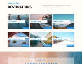 #31 for Build a travel website by exbitgraphics