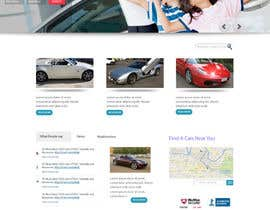 #8 para Index Redesign & UI for http://halifaxautoloans.ca/html/ por marwenos002