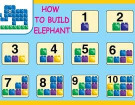#9 for Kids blocks Digital book by alam1984