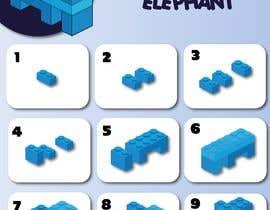 #3 for Kids blocks Digital book by milagrosmessineo