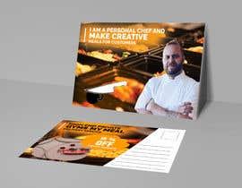 nº 45 pour Marketing postcard par pavelislambd