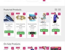 Nro 5 kilpailuun DESIGN ME A WEBSITE TO IMPORT AMAZON PRODUCTS + inventory synchronize käyttäjältä kazi7135