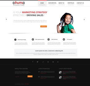#32 for Website Redesign for Digital Marketing Company by webgik