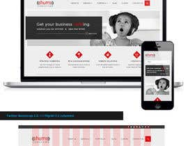 amandachien tarafından Website Redesign for Digital Marketing Company için no 36