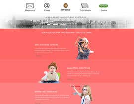 umar101112 tarafından Website Redesign for Digital Marketing Company için no 37