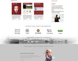 nº 38 pour Website Redesign for Digital Marketing Company par umar101112
