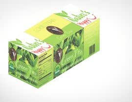 almahamudsohan16 tarafından Nature's Happy Cannabis Tea - Box design için no 34