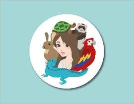 #5 for Cartoonized Logo for Website af sarabadinic