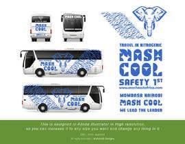 #4 cho Need a Complete Design for Bus Branding bởi matrix3x