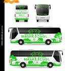 Bài tham dự #7 về Graphic Design cho cuộc thi Need a Complete Design for Bus Branding