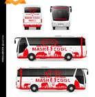 Bài tham dự #8 về Graphic Design cho cuộc thi Need a Complete Design for Bus Branding