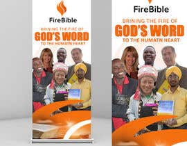 #9 for FireBible Retractable Bannyer by malekhossain1000