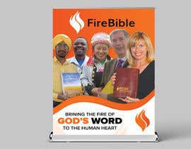 #31 for FireBible Retractable Bannyer by malekhossain1000