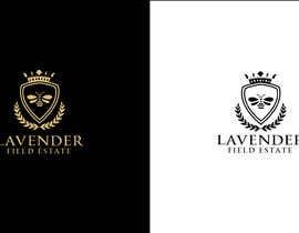 #52 for Lavender Field Estate Logo creation by MoamenAhmedAshra