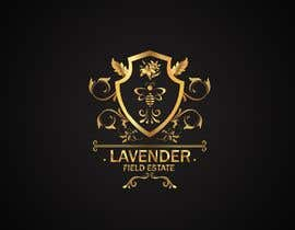 #59 for Lavender Field Estate Logo creation by mesteroz