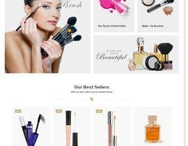 nº 5 pour Design A Mock Up Wordpress Homepage/Webdesigner CSS Expert par emuict
