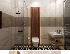 Nro 16 kilpailuun Luxury bathroom design - 1 käyttäjältä Danksa