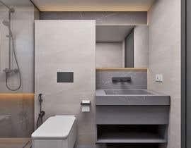 Nro 13 kilpailuun Luxury bathroom design - 1 käyttäjältä interiorsknack