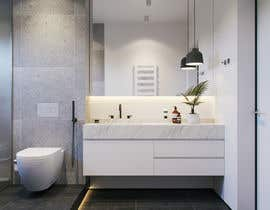 #38 cho Luxury bathroom design - 1 bởi alokbhagat