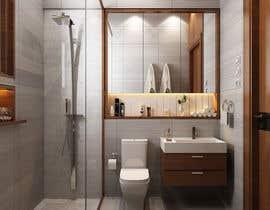#45 for Luxury bathroom design - 1 by alokbhagat
