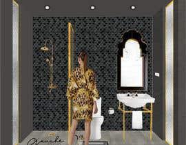 Nro 24 kilpailuun Luxury bathroom design - 1 käyttäjältä gaurimore