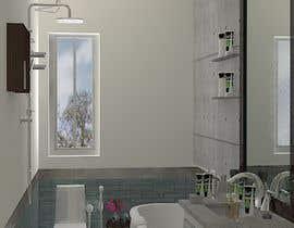 #10 for Luxury bathroom design - 2 by khmashuk