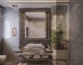 #40 for Luxury bathroom design - 2 by alokbhagat