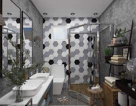 #43 dla Luxury bathroom design -  3 przez mdtarekarc