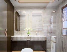 #55 dla Luxury bathroom design -  3 przez SamarFarouz