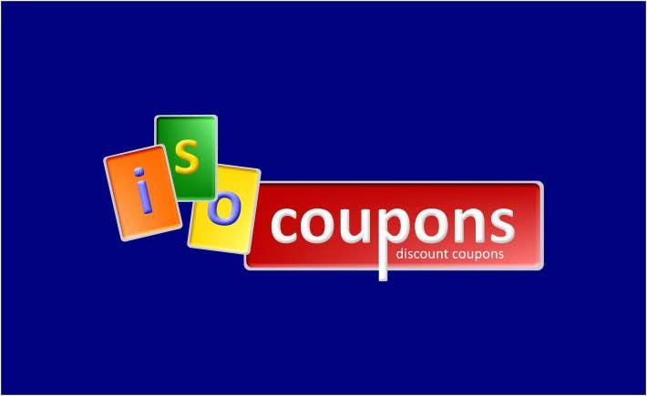 Bài tham dự cuộc thi #                                        36                                      cho                                         Logo Design for isocoupons.com